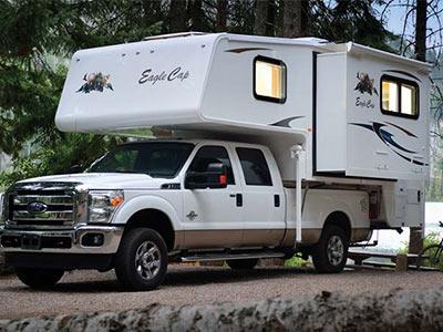 Camper Tie Downs
