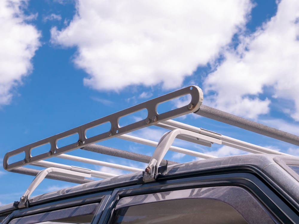 How roof racks affect a car's performance