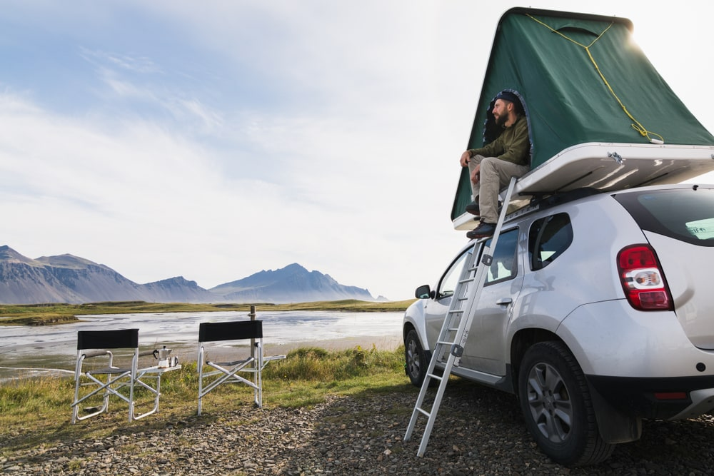 Tepui rooftop tents