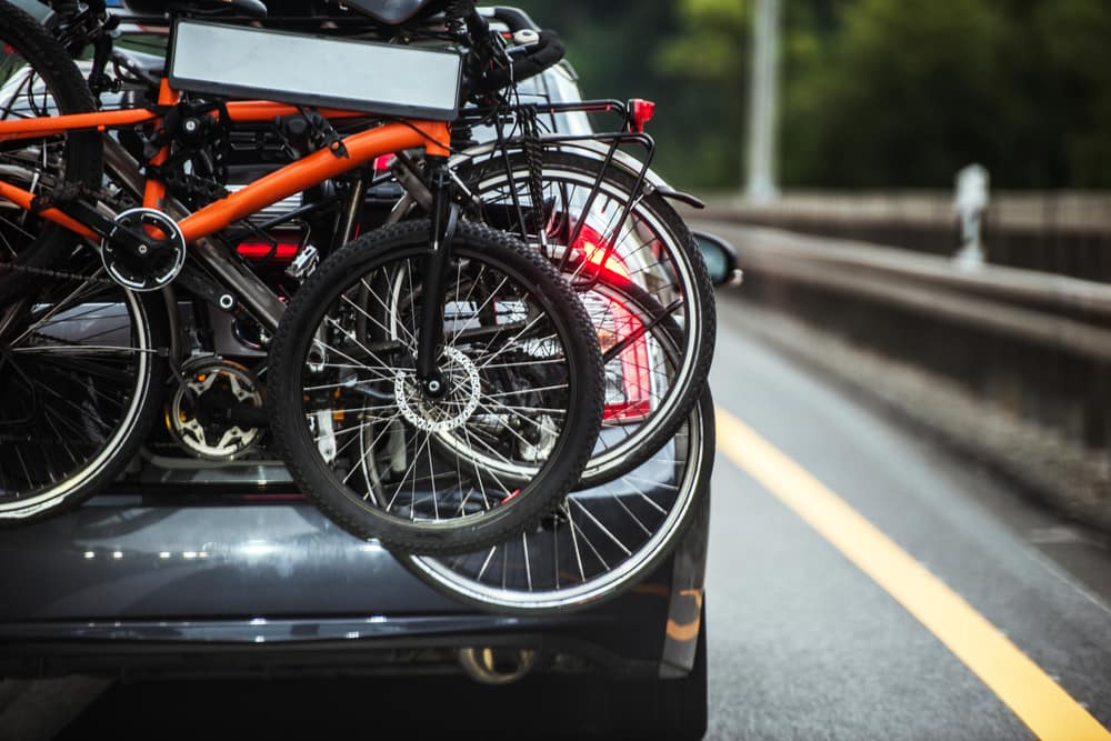 Thule T2 Pro XTR Bike Hitch Rack