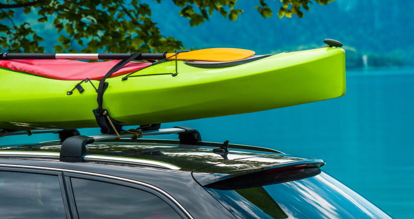 Why a roof rack for your car is a solid idea - Calgary Hitch Shop